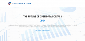 The future of open data portal: Data Doesn't Drive (People Do)