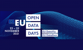 EU Open Data Days - Shaping our future with open data